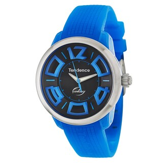 Tendence Women's 'Fantasy' TG631004 Stainless Steel and Nytech Quartz Watch