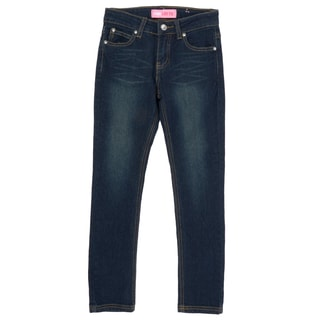 Journee Girl Youth Stretch Skinny Jeans