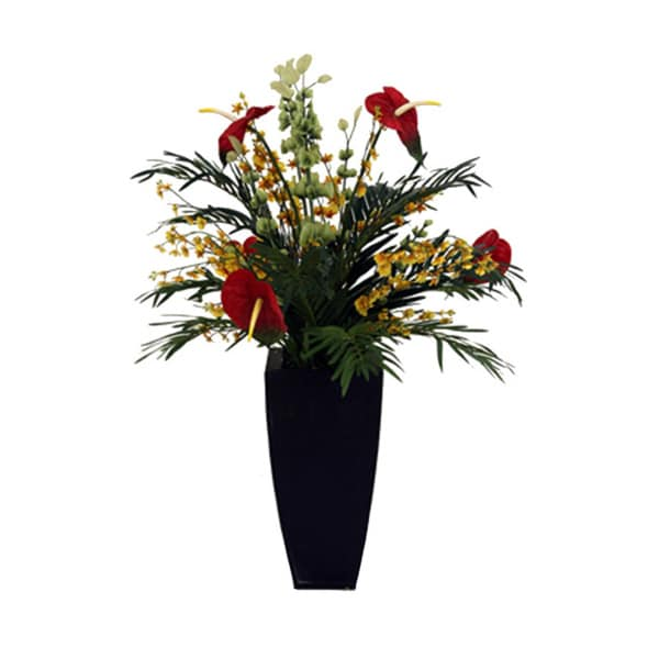 Anthurium Paradise Flower Arrangement