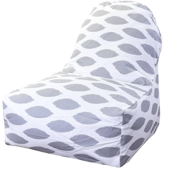 Majestic Home Goods Alli Kick-It Chair