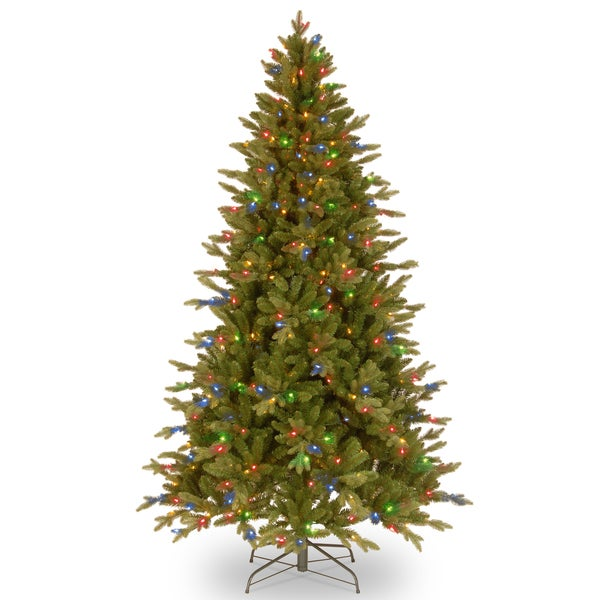 7.5-foot Avalon Spruce Christmas Tree with 500 Color Lights