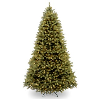 6-foot Downswept Douglas Fir Tree with Clear Lights