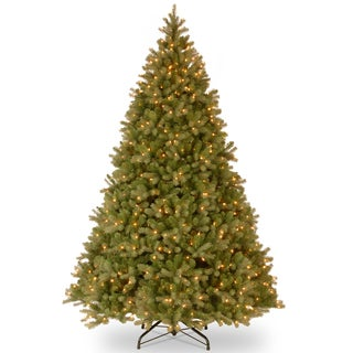 10-foot Downswept Douglas Fir Tree with Clear Lights