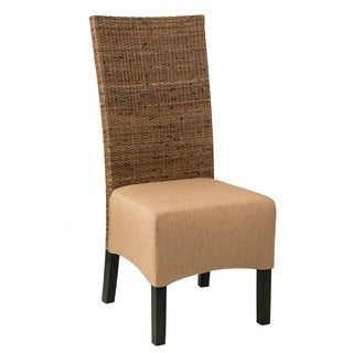 Decorative Brown Karyn Mahogany Dining Chair