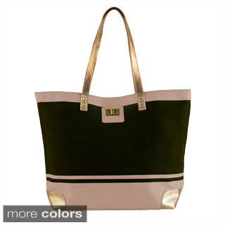 Gold Toe Tote Bag