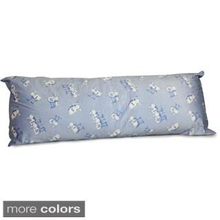 Serta Counting Sheep Plush Body Pillow