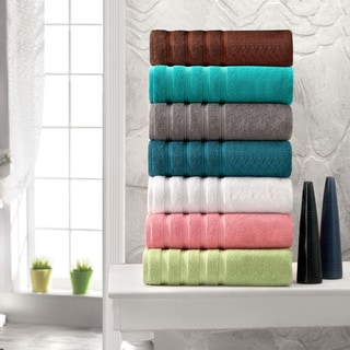 Antalya Collection Salbakos Luxury 600 GSM Turkish Cotton 12-piece Towel Set