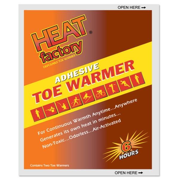Heat Factory Toe Warmer (Box of 30)
