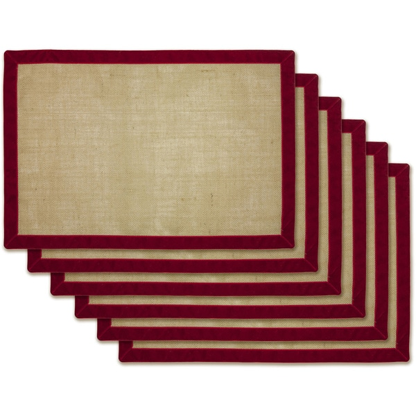 Holiday Place Mats (Set of 6)