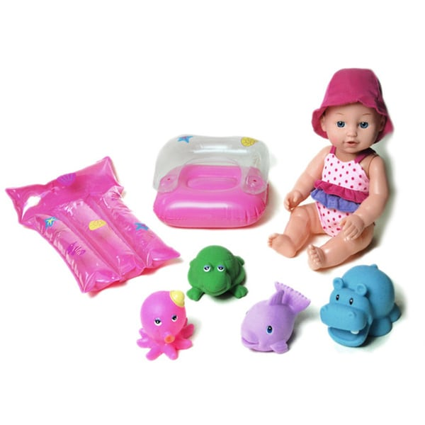 Dream Collection Splash Time Baby Doll
