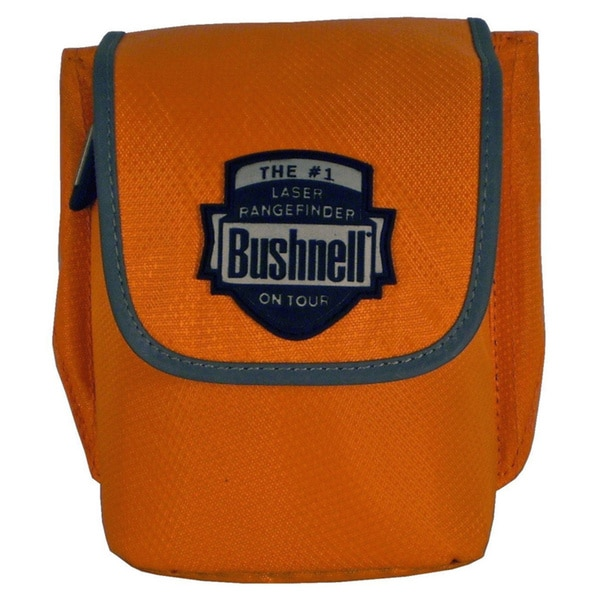 Bushnell Rangefinder Orange Protective Case
