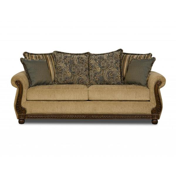 Made To Order Simmons Upholstery Outback Sofa