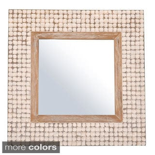 Decorative New Hampton Square Mirror