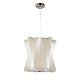 Legion Furniture Pendants 15-inch Ceiling Cocoon Lamp