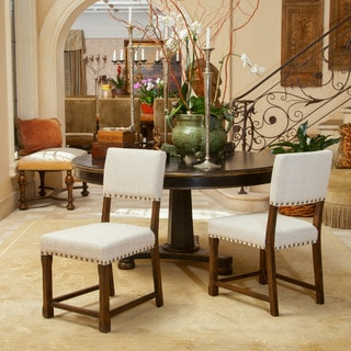 Christopher Knight Home Mayfield Fabric Dining Chair (Set of 2)