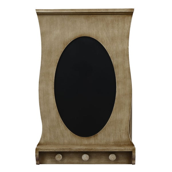 Wall Hanger with Oval Blackboard