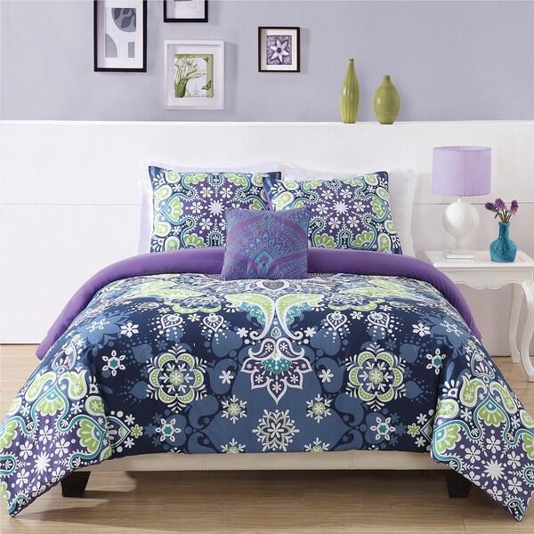 Kaleidoscope 3-piece Comforter Set