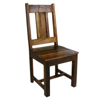 Reunion Wooden Chair