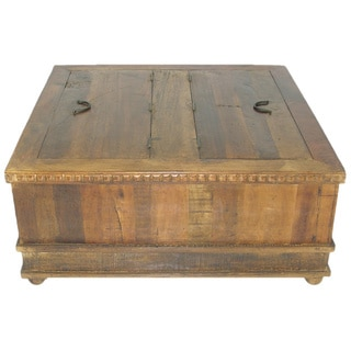 Reunion Box Trunk Coffee Table