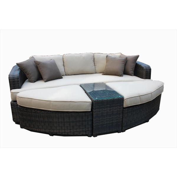 Monte Carlo 4 Piece Daybed Set