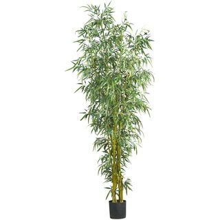 8-inch Fancy Style Bamboo Silk Tree