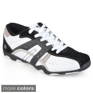 Vance Co. Men's Lace-up Casual Fashion Sneakers
