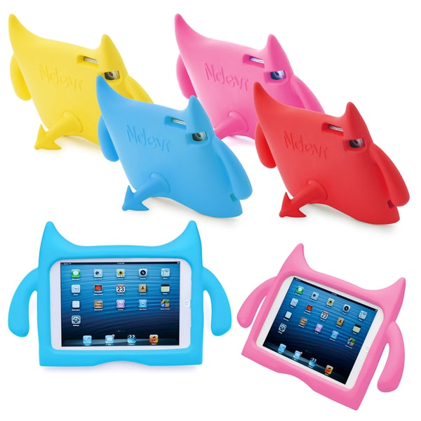 Ndevr Eva Foam Kids Friendly Safe Case for Apple iPad Mini 1/ 2/ 3