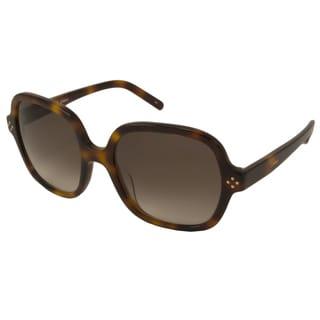 Chloe Women's CE631S Oversize Sunglasses