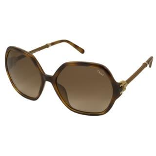 Chloe Women's CE638SL Oval Sunglasses
