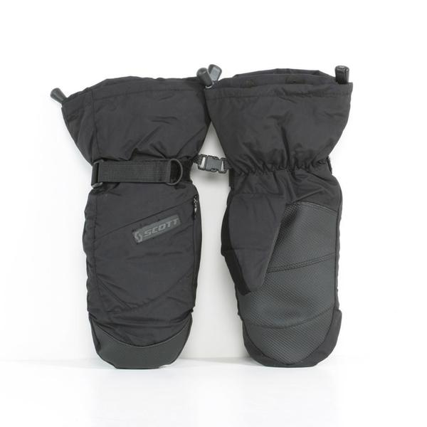 Scott Men's Sphere Black Mittens