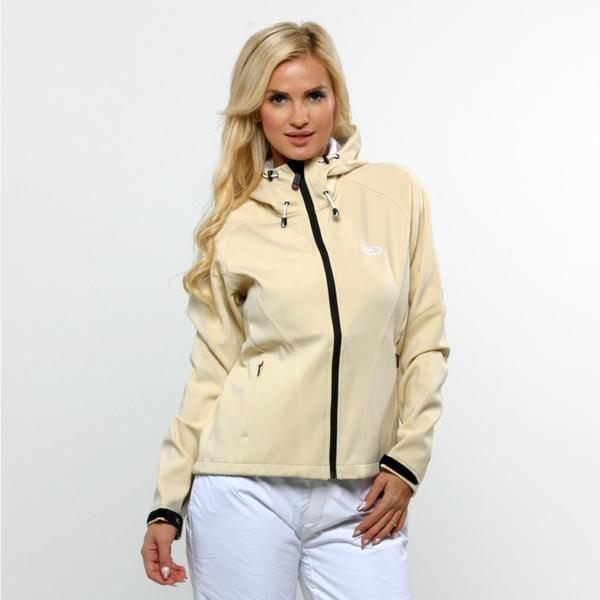 Marker Women's Soft Shell Latte Jacket