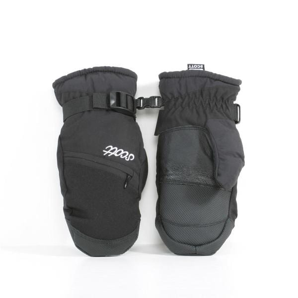 Scott Women's Covert Black Mittens