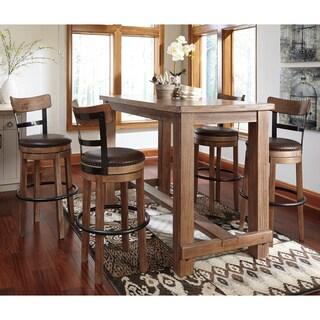 Signature Design by Ashley Pinnadel 5-piece Bar Set