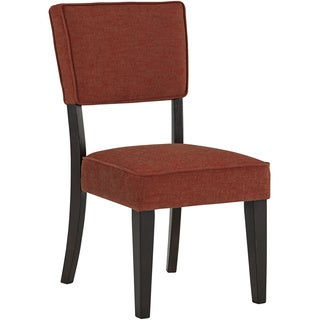 Signature Design by Ashley Gavelston Brick Side Chair (Set of 2)