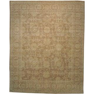Ziegler Mahal Oversize 100-percent Wool Oriental Area Rug (12' x 15')