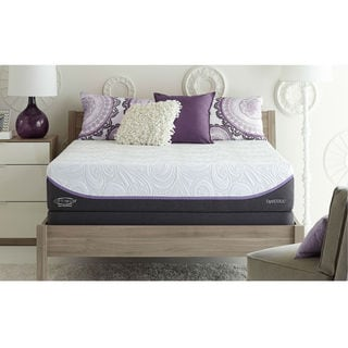 Sealy Optimum Inspiration Gold Plush Twin XL-size Mattress Set