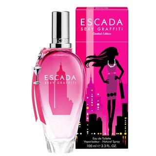 Escada Sexy Graffiti Limited Edition Women's 3.3-ounce Eau de Toilette Spray