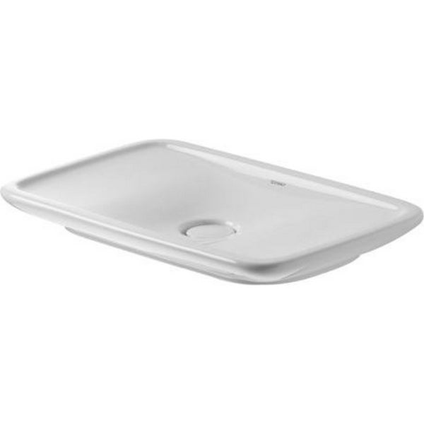 Duravit PuraVida White 70cm Above Counter Basin