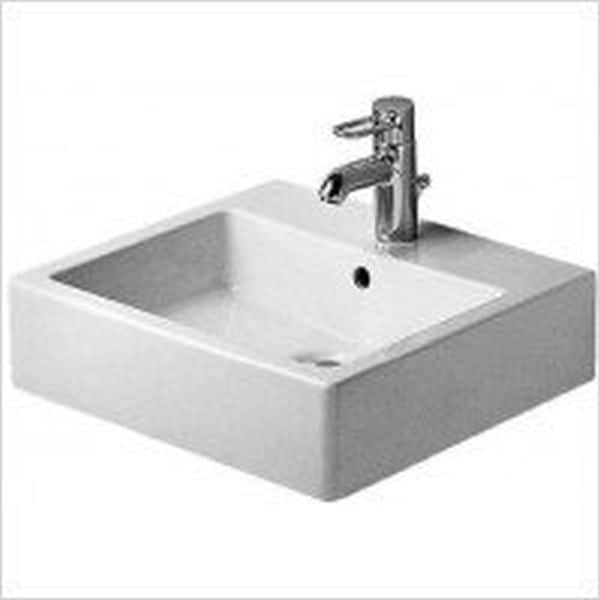 Duravit 70 cm Vero White WonderGliss Washbasin