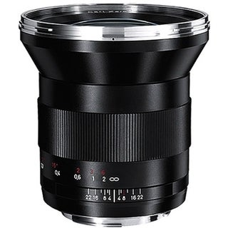 Zeiss Distagon T* 21mm f/2.8 ZE Lens for Canon EF Mount EOS DSLR Cameras