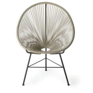 Design Tree Home Grey Acapulco Lounge Chair (China)