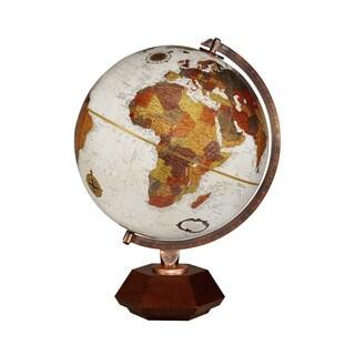 Hexhedra Desktop World Globe