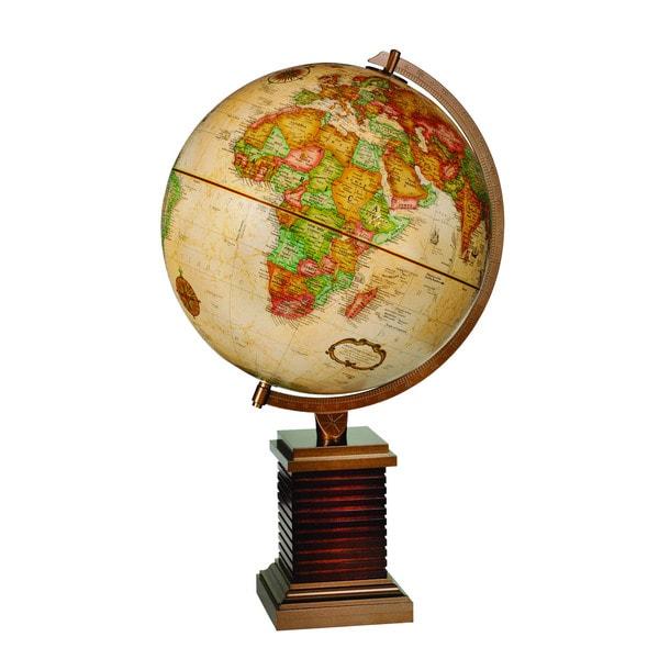 Glencoe Desktop World Globe