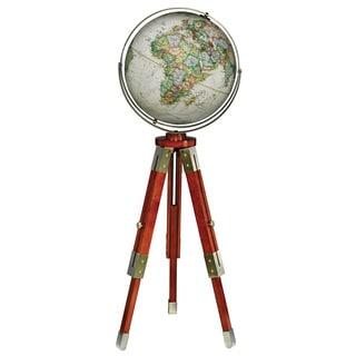 Eaton III National Geographic Floor World Globe