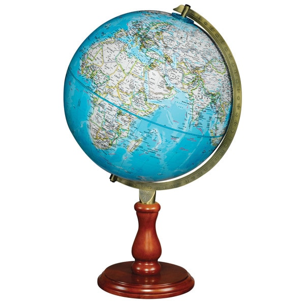 Hudson National Geographic Desktop World Globe