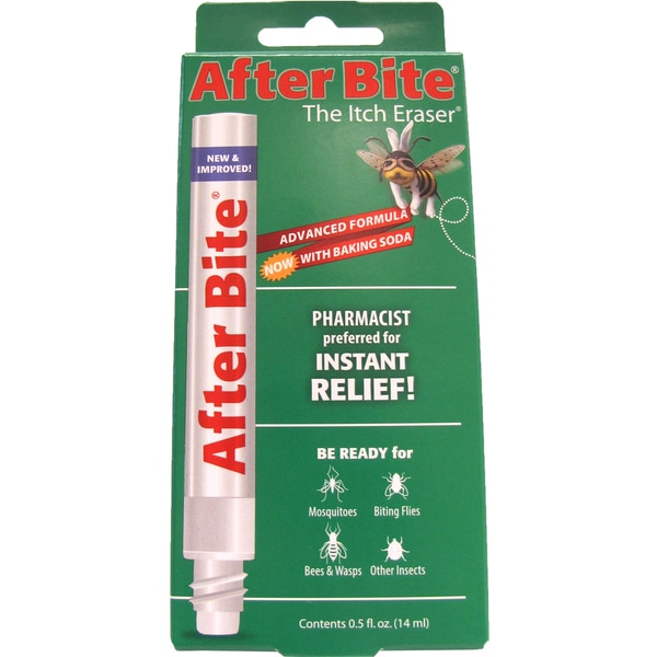 After Bite The Itch Eraser for Insect Bites 0.5-fluid Ounces