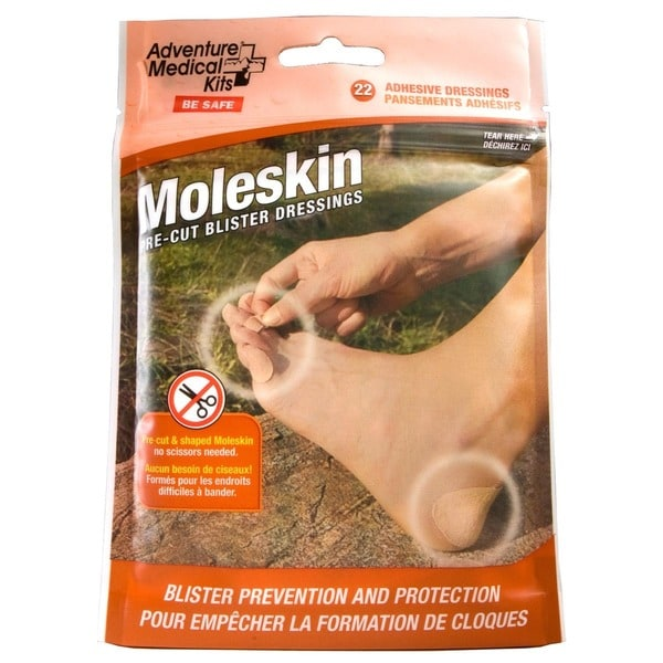 AMK Moleskin Foot Care Kit