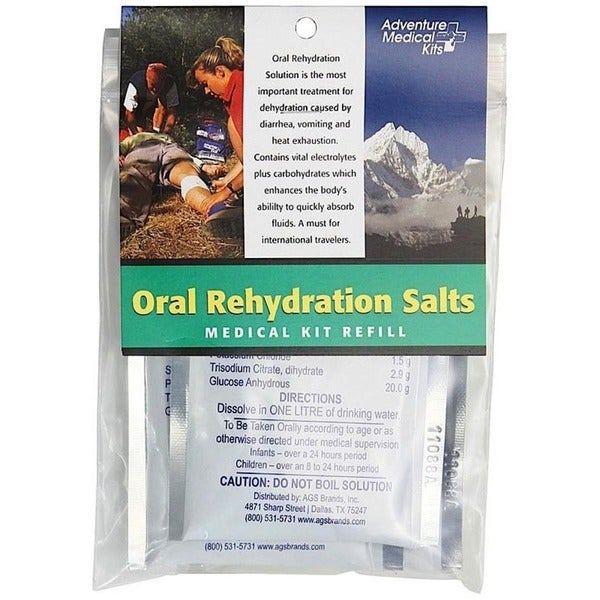 AMK Oral Rehydration Salts (Pack of 3)