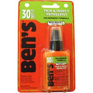 Ben's 30 Pump 1.25-ounce Insect Repellent