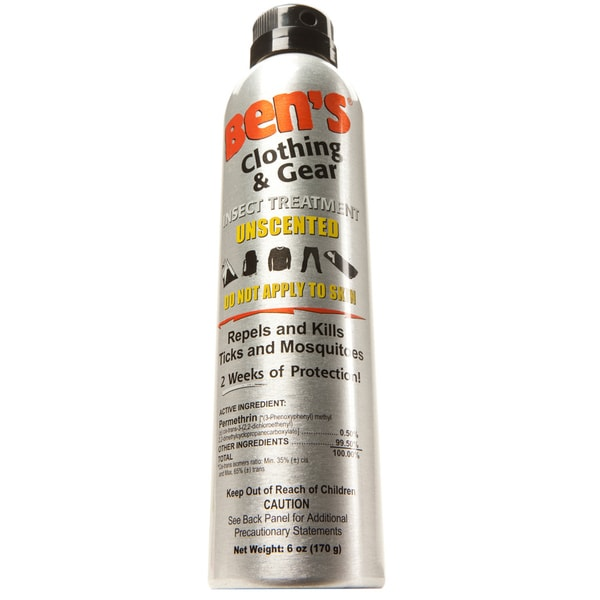 Ben's Clothing and Gear Continuous Spray 6-ounce Insect Repellent